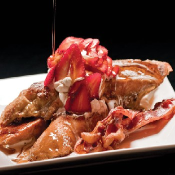 Chef Patrick Long French  Toast