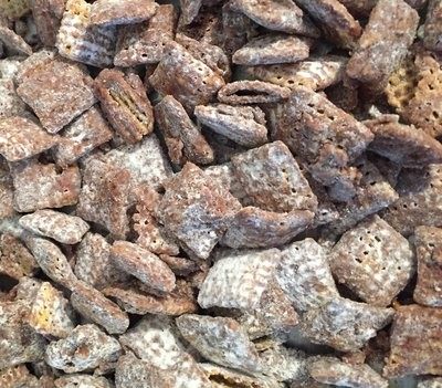 puppy chow snack mix