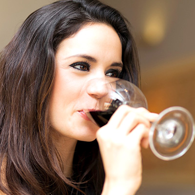 woman-having-a-glass-of-wine