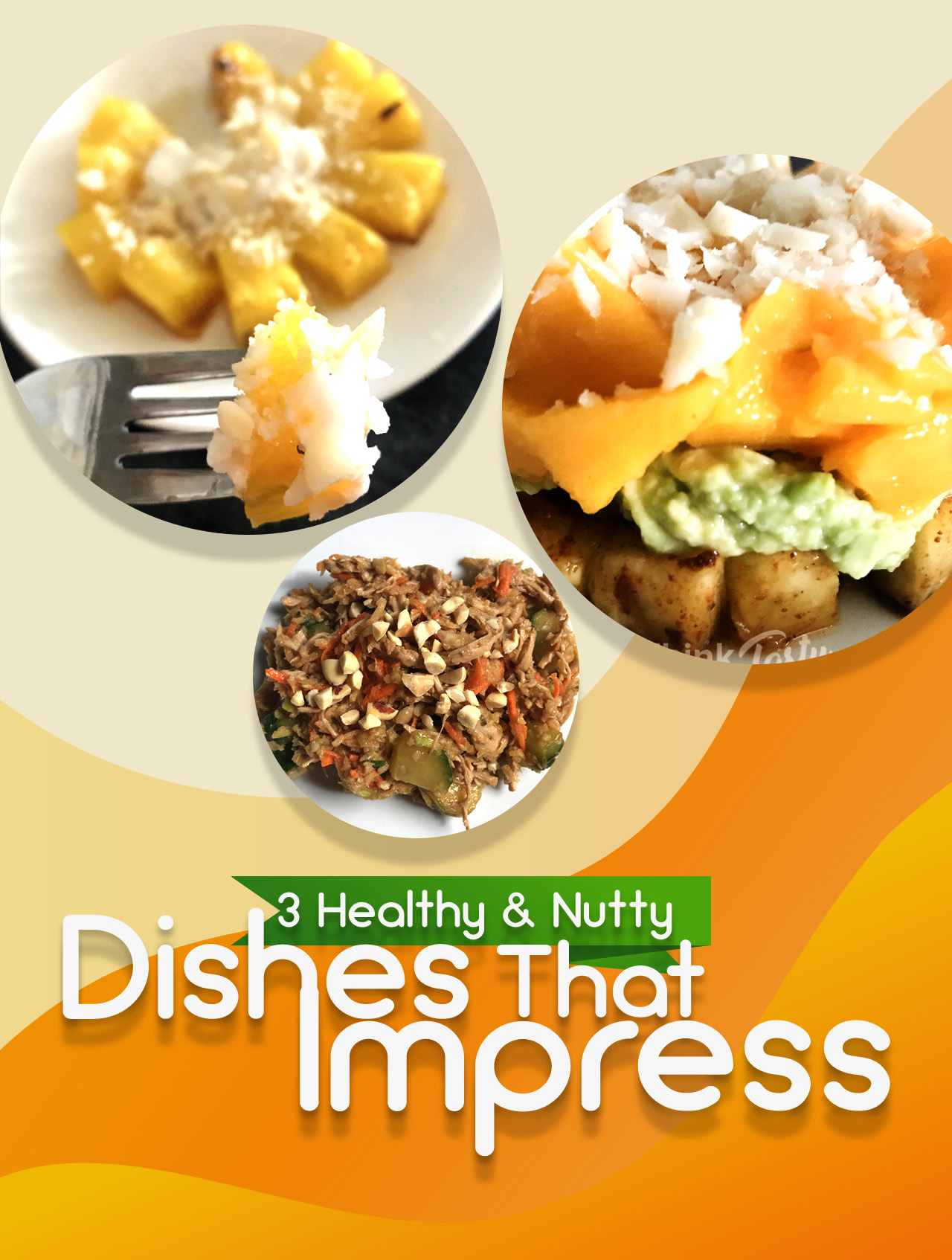 healthy nutty appetizers